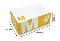 rozměry krabice